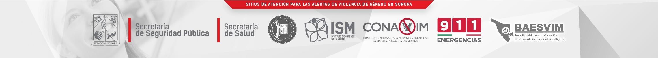 Convenio Gobierno del Estado de Sonora y CONAVIM